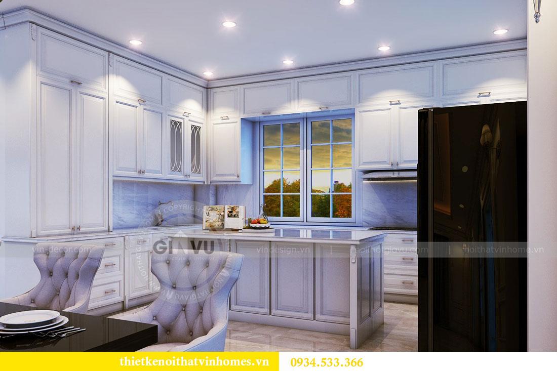 Thiết kế nội thất biệt thự Vinhomes Harmony 10