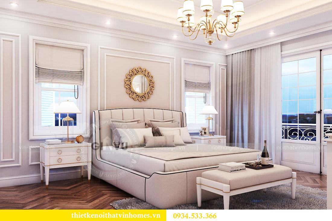 Thiết kế nội thất biệt thự Vinhomes Harmony 15