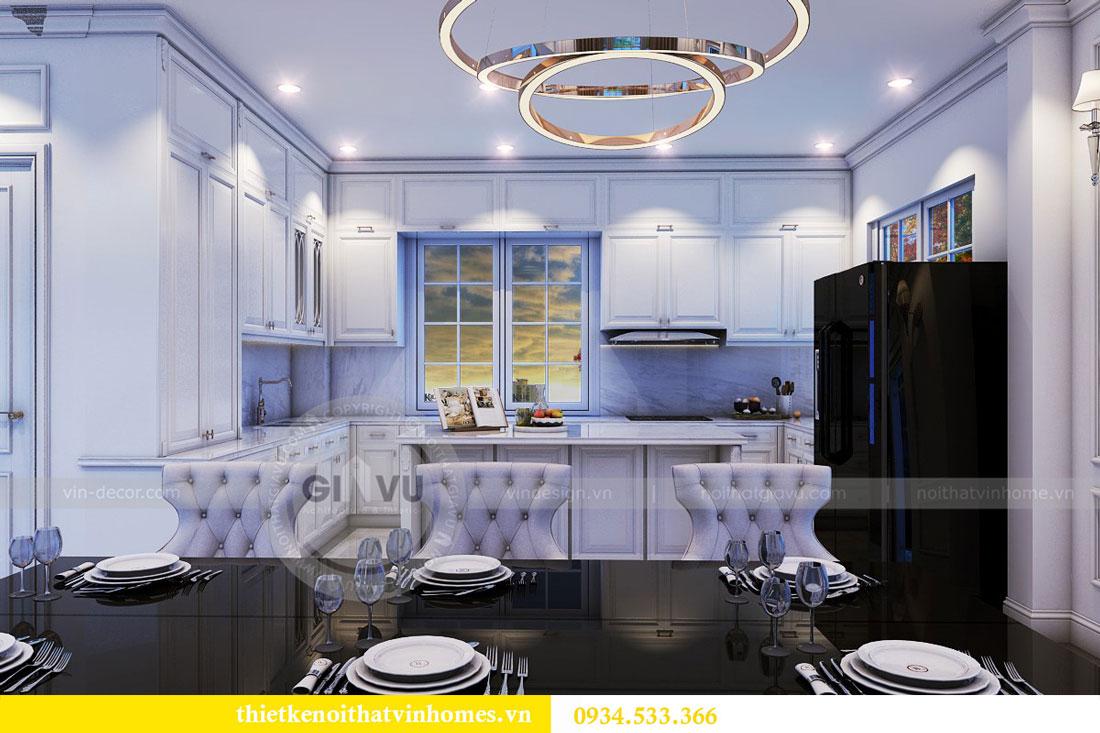 Thiết kế nội thất biệt thự Vinhomes Harmony 9