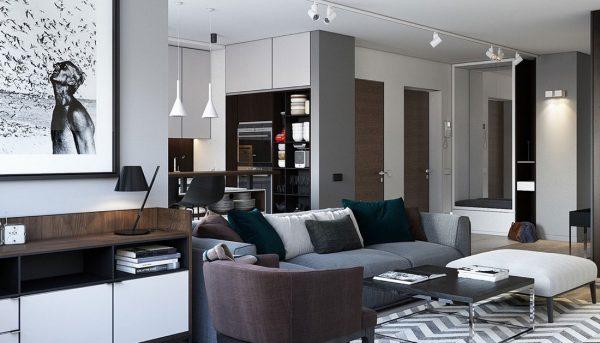 Thiết kế nội thất biệt thự Vinhomes Thăng Long 12