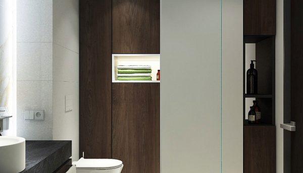 Thiết kế nội thất biệt thự Vinhomes Thăng Long 17