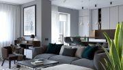 Thiết kế nội thất biệt thự Vinhomes Thăng Long 3