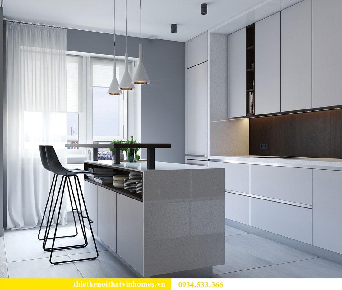 Thiết kế nội thất biệt thự Vinhomes Thăng Long 7