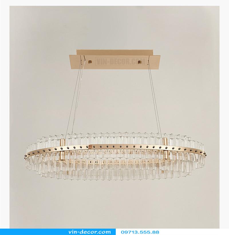 đèn chùm hiện đại MD 962 02