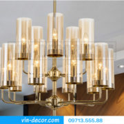 đèn chùm nghệ thuật sang trọng MD 8047 02