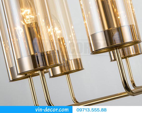 đèn chùm nghệ thuật sang trọng MD 8047 06