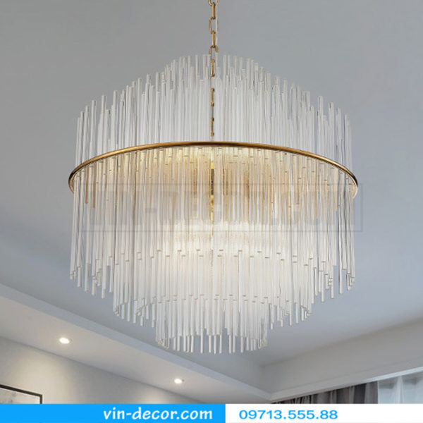 đèn chùm pha lê MD 8048 03