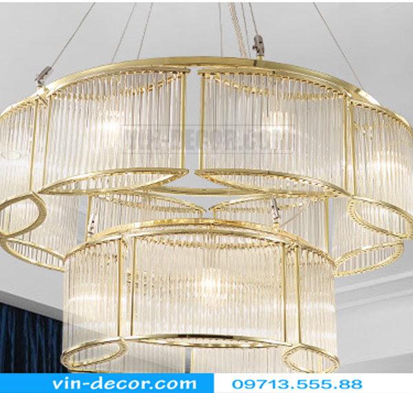 đèn chùm sang trọng MD 8053 04
