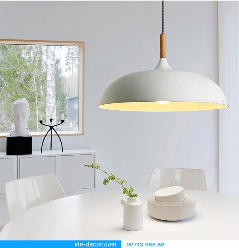 đèn thả bàn ăn đơn giản MD 858 3