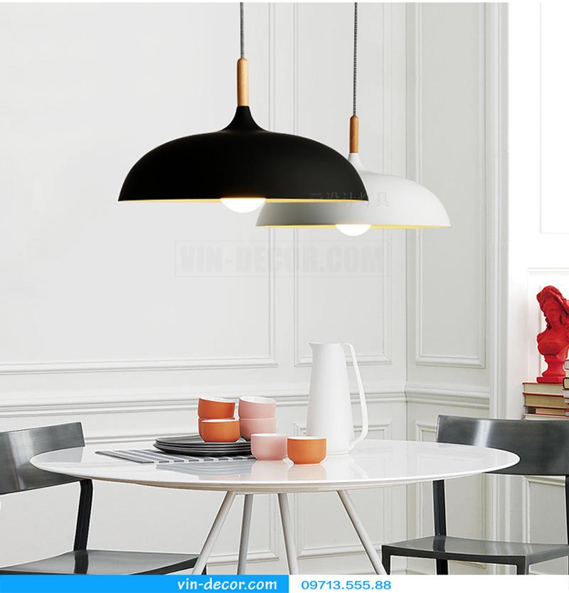 đèn thả bàn ăn đơn giản MD 858 5