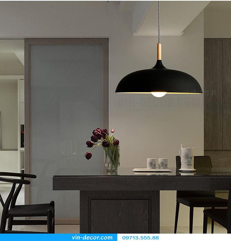 đèn thả bàn ăn đơn giản MD 858 6