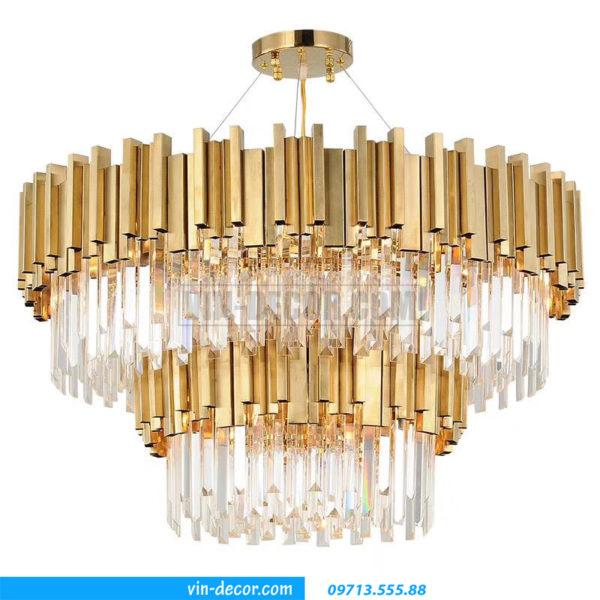 đèn chùm phòng khách cao cấp MD 002 02