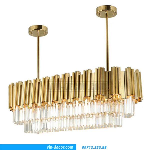 đèn chùm phòng khách cao cấp MD 002 03