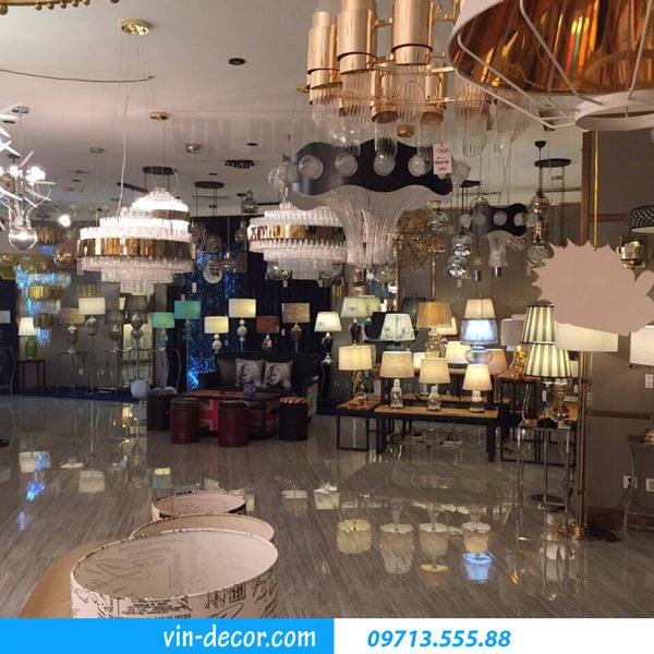 showroom bán đèn trang trí nội thất đẹp tại hà nội 27