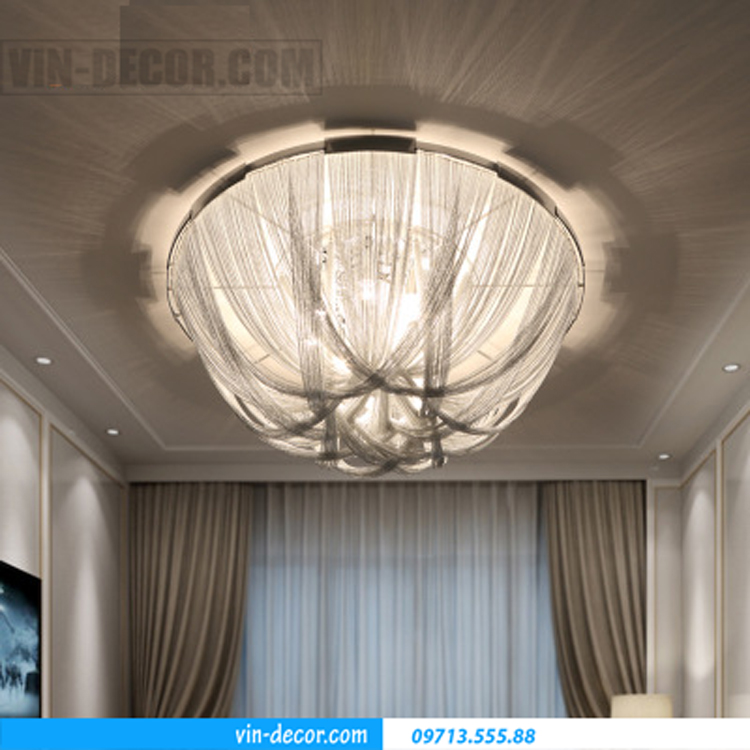 đèn chùm phòng khách cao cấp 03