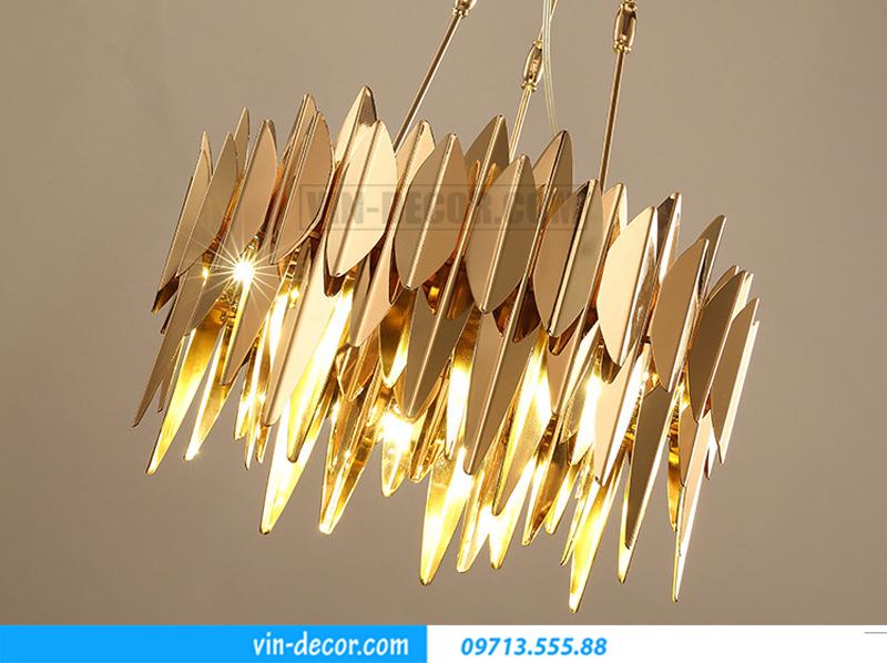 đèn chùm cao cấp hiện đại 09