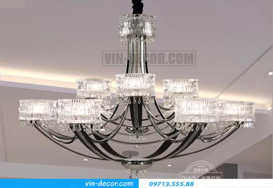 đèn chùm châu âu cao cấp 09