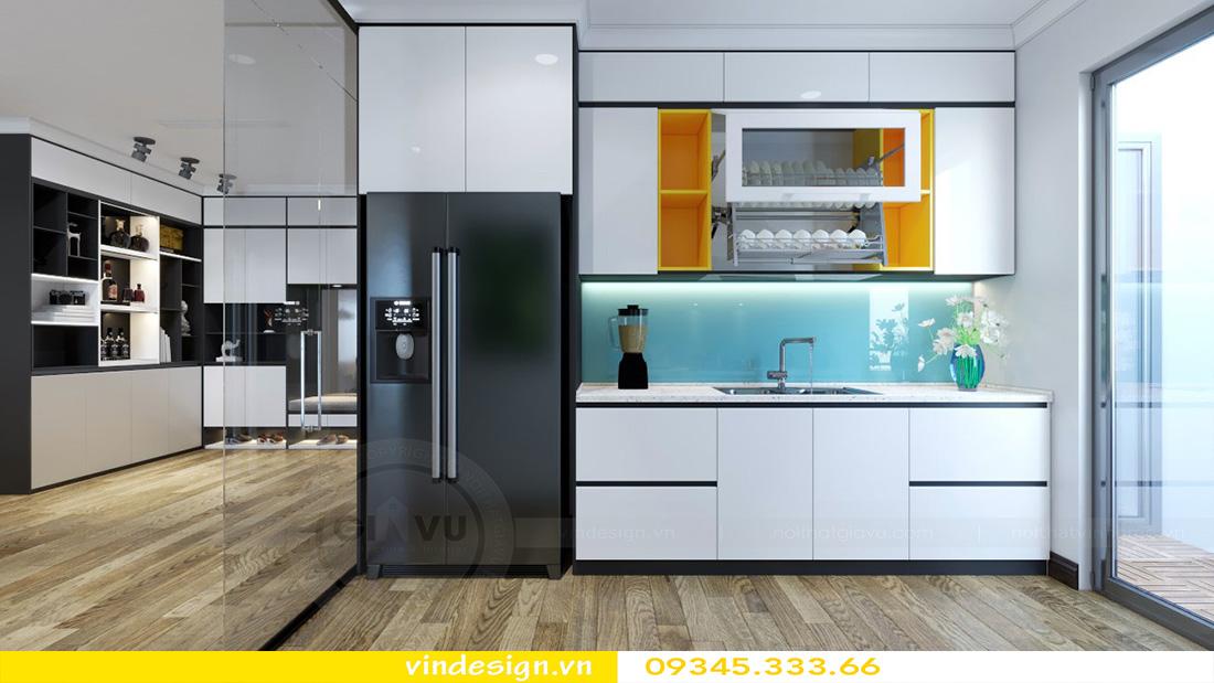 thiết kế nội thất chung cư gallery 3 phòng ngủ 05