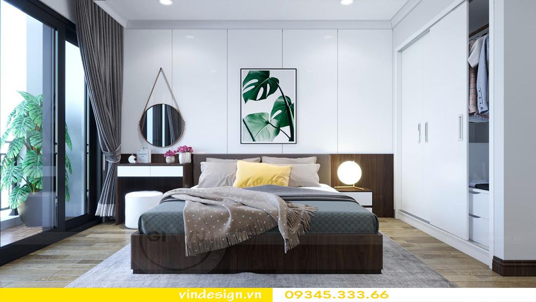 thiết kế nội thất chung cư gallery 3 phòng ngủ 08