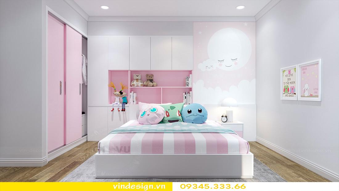 thiết kế nội thất chung cư gallery 3 phòng ngủ 12