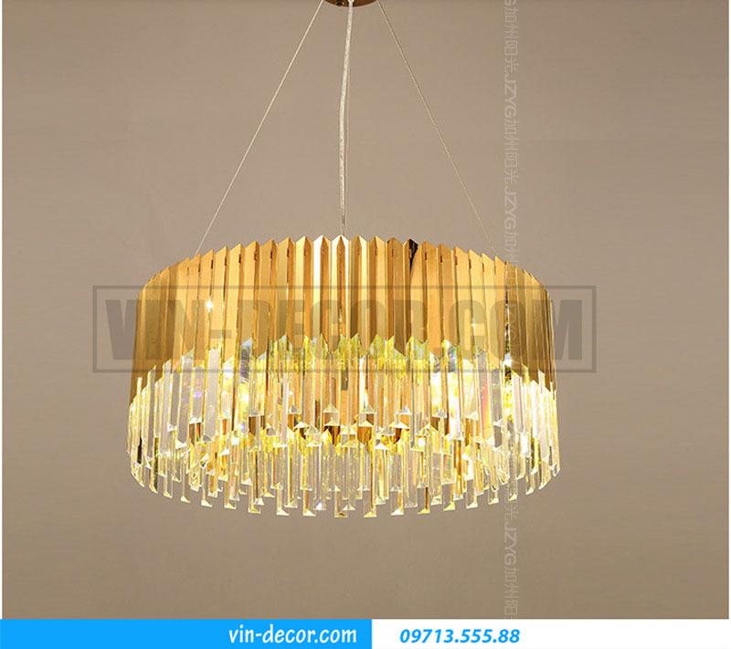đèn chùm pha lê Châu Âu 06