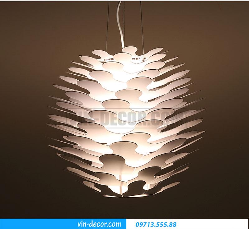 đèn chùm trang trí hiện đại 02