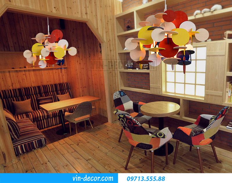 đèn phòng ngủ decor sắc màu 06