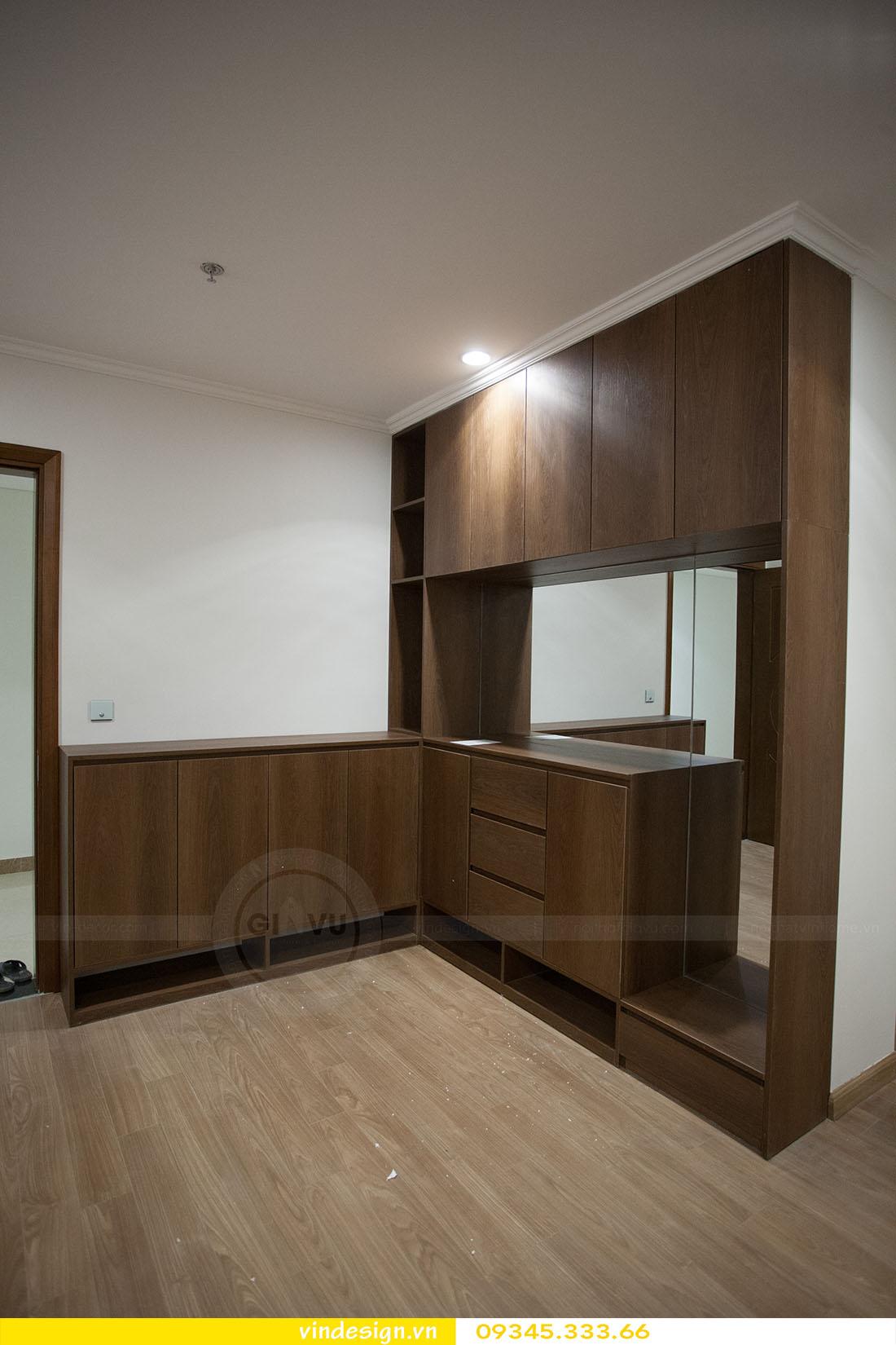 thi công thực tế căn hộ Park Hill P11 căn 11 01