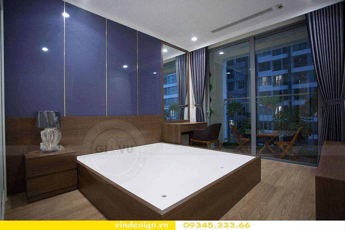 thi công thực tế căn hộ Park Hill P11 căn 11 10
