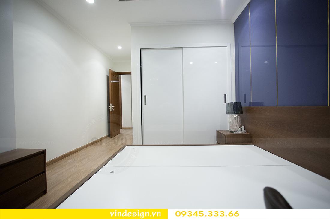 thi công thực tế căn hộ Park Hill P11 căn 11 12