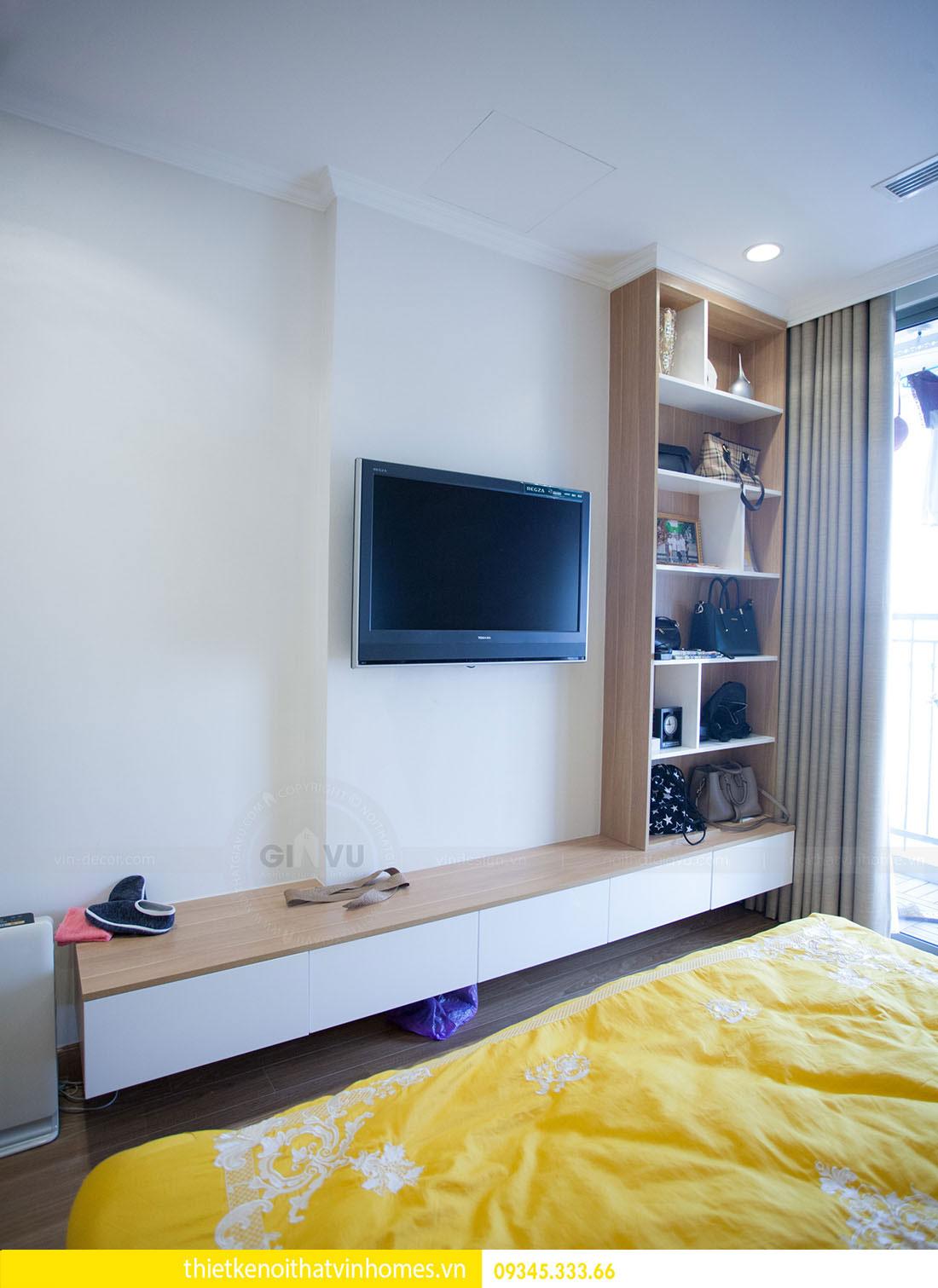Hoàn thiện nội thất căn hộ Park Hill 10