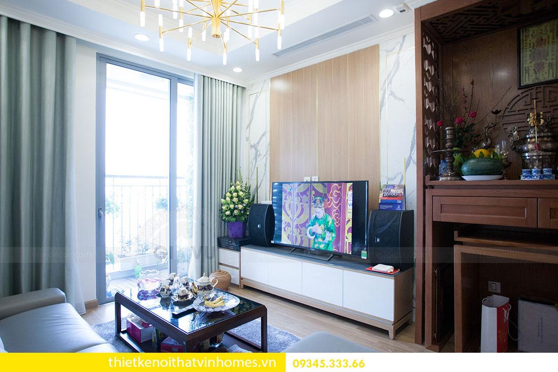 Hoàn thiện nội thất căn hộ Park Hill 2
