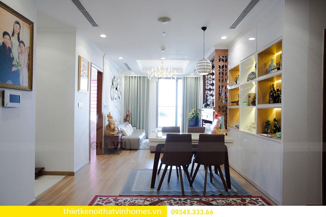 Hoàn thiện nội thất căn hộ Park Hill 3