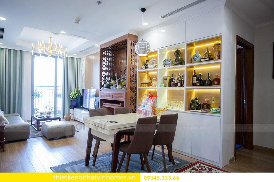 Hoàn thiện nội thất căn hộ Park Hill 4
