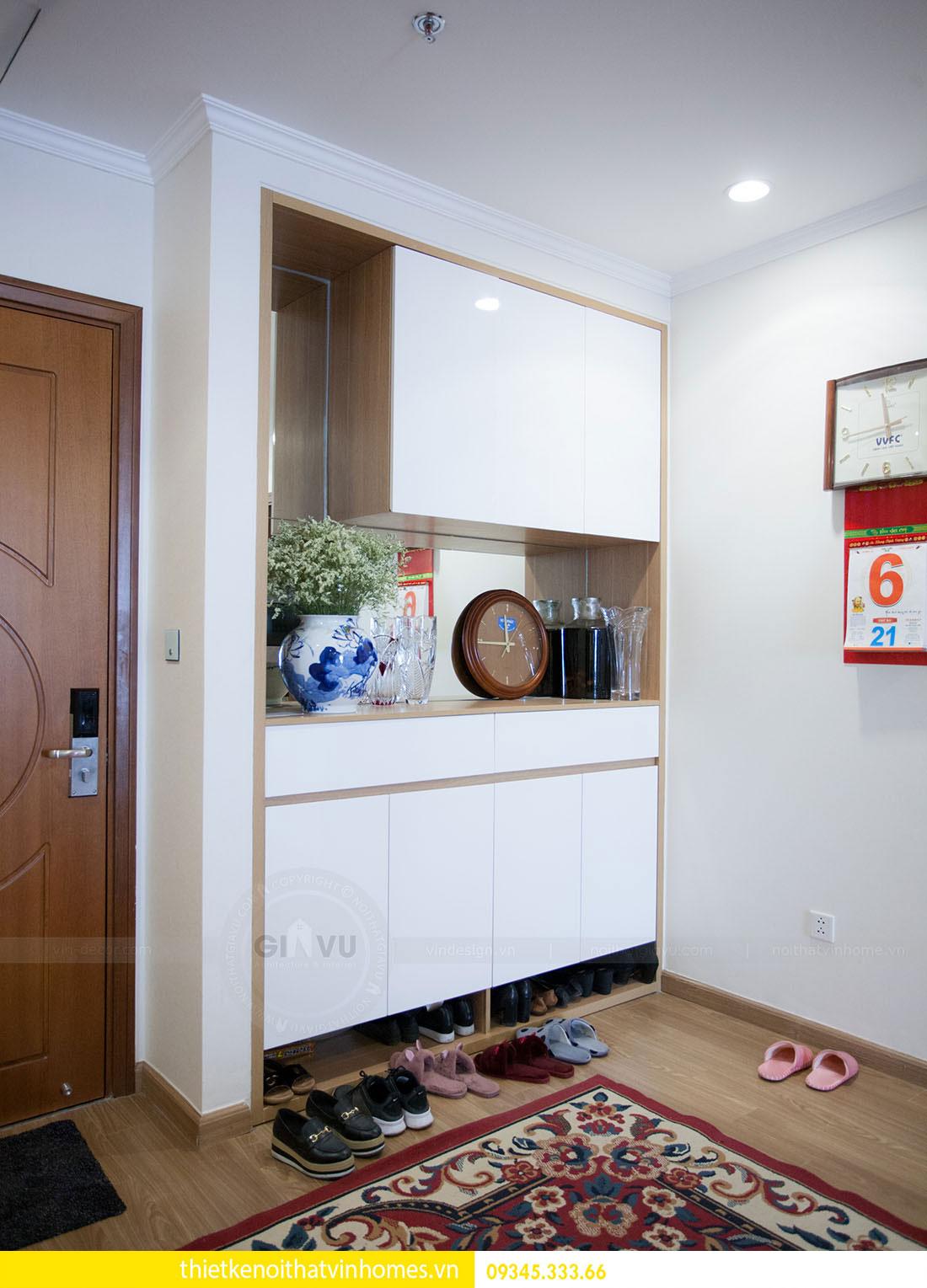 Hoàn thiện nội thất căn hộ Park Hill 5