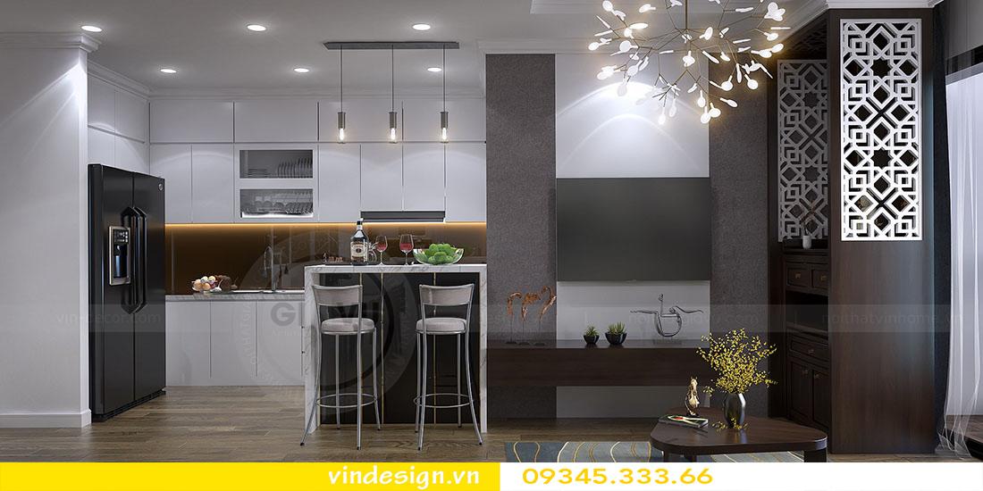 những mẫu thiết kế nội thất phòng bếp hiện đại 09