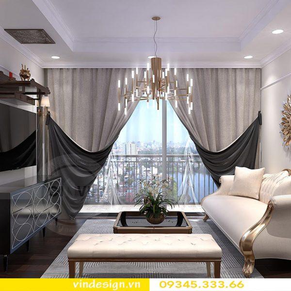 thiết kế nội thất vinhomes phong cách hiện đại 04