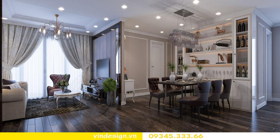 top 3 phong cách thiết kế nội thất chung cư được ưa chuộng 04