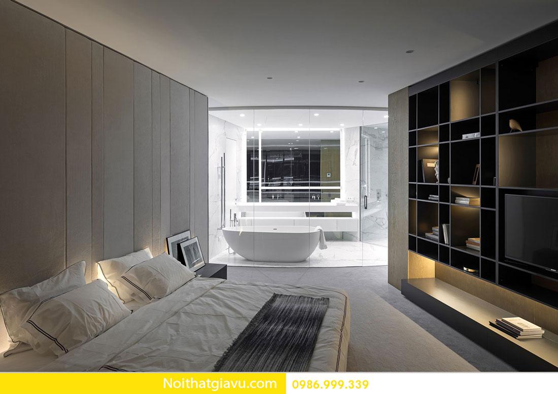 đơn vị thiết kế thi công nội thất chuyên nghiệp tại Hà Nội 15