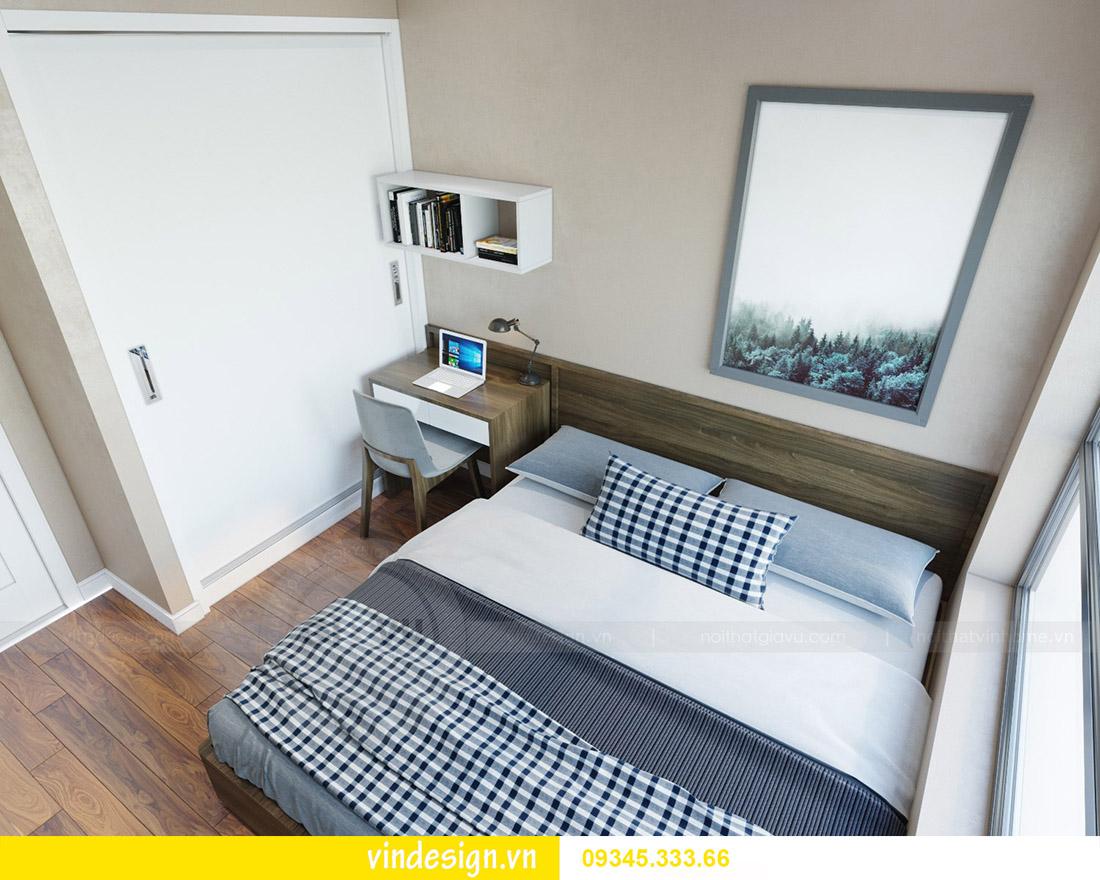 thiết kế nội thất phòng ngủ xu hướng 2018 01