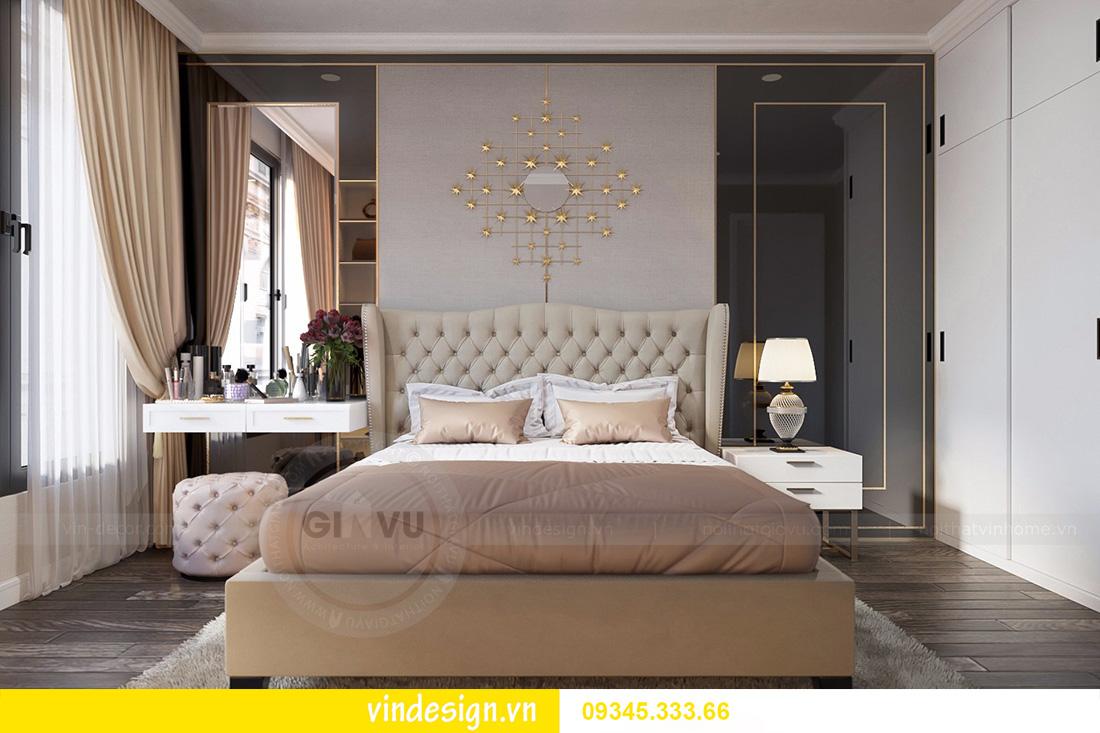 thiết kế nội thất phòng ngủ xu hướng 2018 03