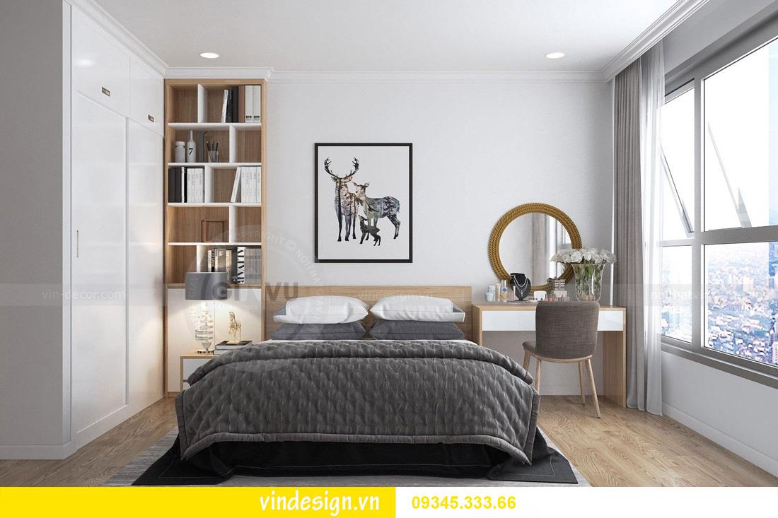 thiết kế nội thất phòng ngủ xu hướng 2018 05