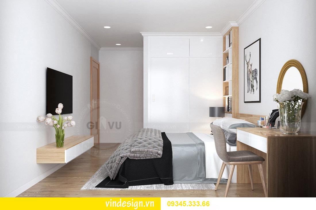 thiết kế nội thất phòng ngủ xu hướng 2018 06