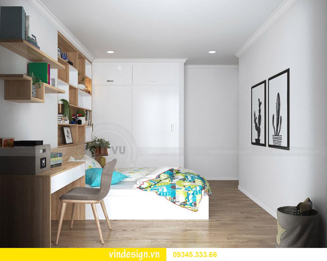 thiết kế nội thất phòng ngủ xu hướng 2018 08