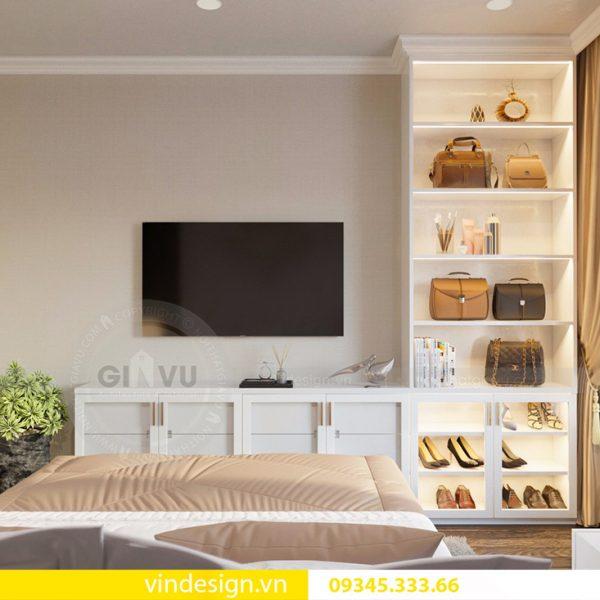 thiết kế phòng ngủ đẹp với 5 mẫu 2018 04