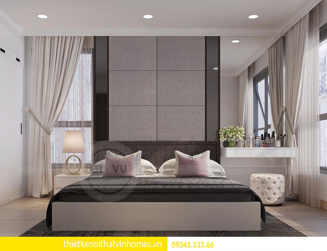 Nội thất chung cư Vinhomes Gardenia căn 03 tòa A1 view 5