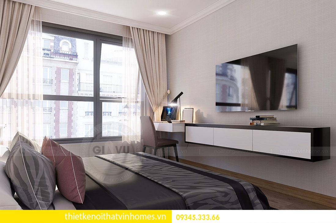 Nội thất chung cư Vinhomes Gardenia căn 03 tòa A1 view 6