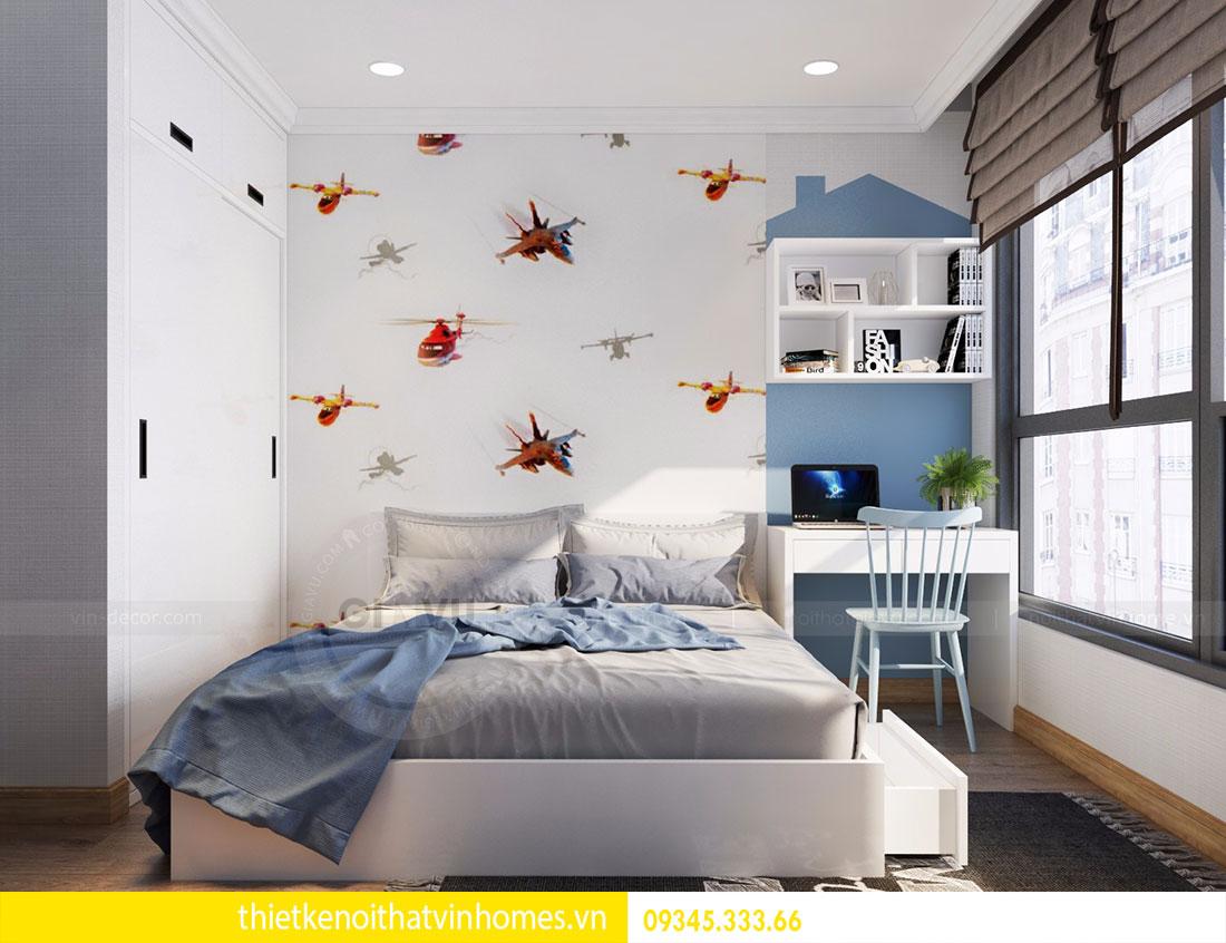 Nội thất chung cư Vinhomes Gardenia căn 03 tòa A1 view 7