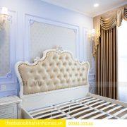 Thi công nội thất chung cư DCapitale theo phong cách tân cổ điển 12