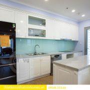 Thi công nội thất chung cư DCapitale theo phong cách tân cổ điển 3